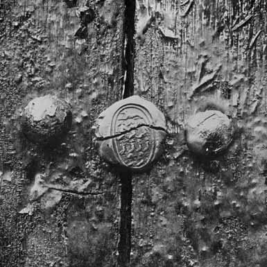 Легендарная печать некрополя, которой была запечатана гробница Тутанхамона.
